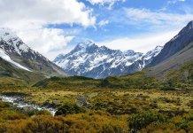Viagens à Nova Zelândia