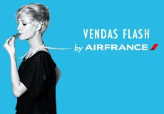 Voos baratos na Air France