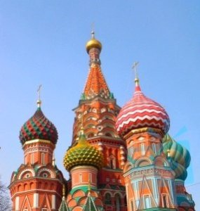 Viagens à Rússia - Moscovo e São Petersburgo