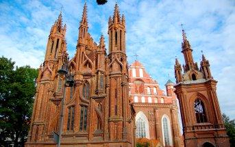 Igreja de Santa Ana - Vilnius