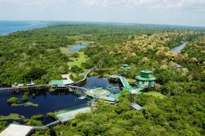 Hotel de Selva Ariaú Amazon Towers