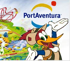 Port Aventura para conhecer em família