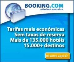 Hotéis com 50 por cento de Desconto no Booking.com