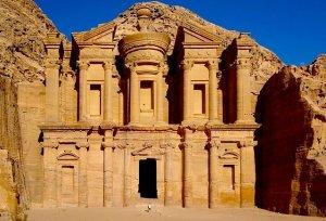 Roteiro turístico na Jordânia e Israel