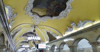 Viagem cultural à Rússia