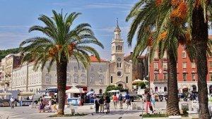 Viagens à Croácia e Eslovénia