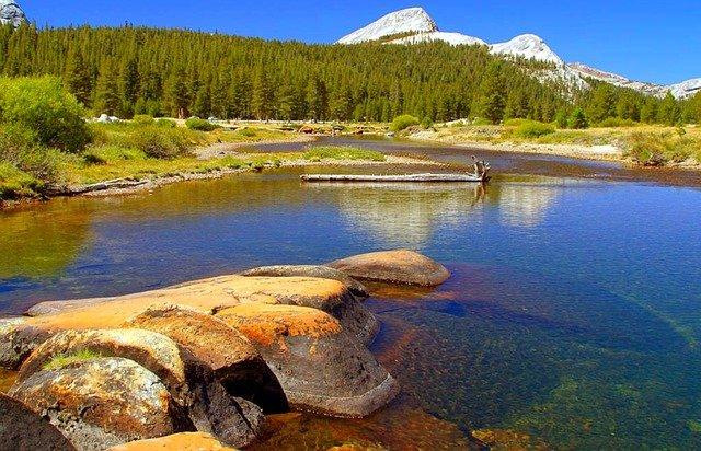 Viagem pelos Parques Naturais dos Estados Unidos