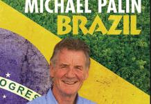 Brazil de Michael Palin