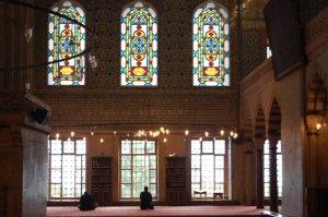 Escapadinha em Istambul - Mesquita Azul