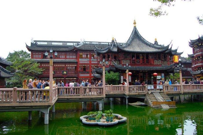 Viagem a Xangai