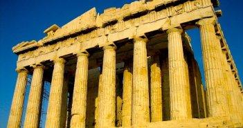 Visita aos sitios arqueológicos de Atenas