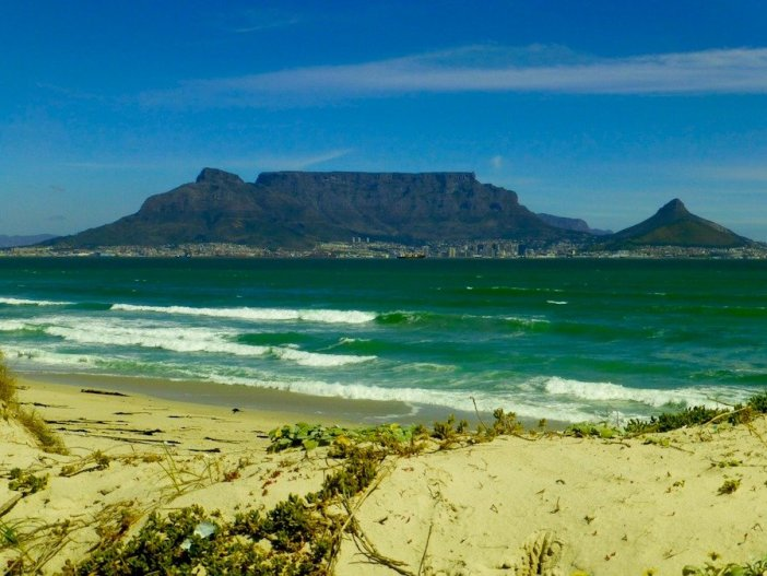 Litoral da Cidade do Cabo