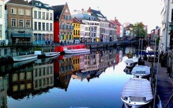 Escapadinha em Ghent