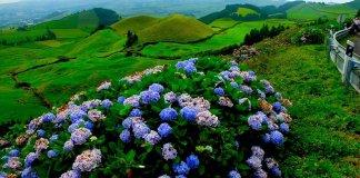 Escapadinha nos Açores