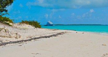 Visita às Bahamas