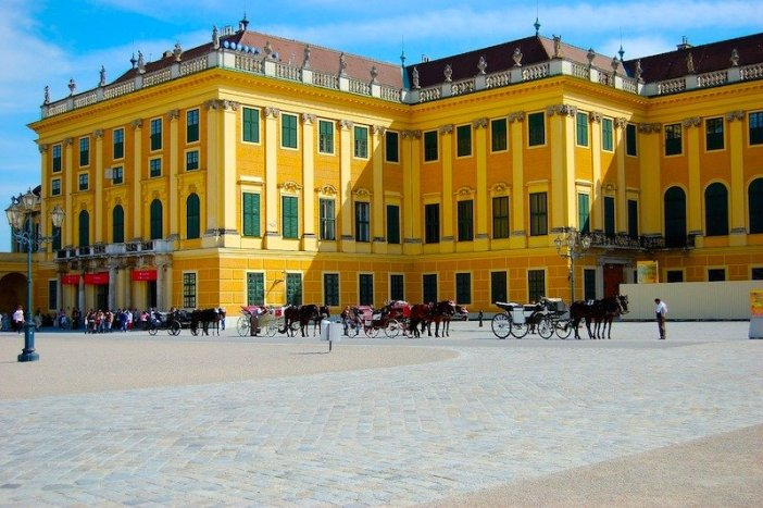 Visitas turísticas em Viena
