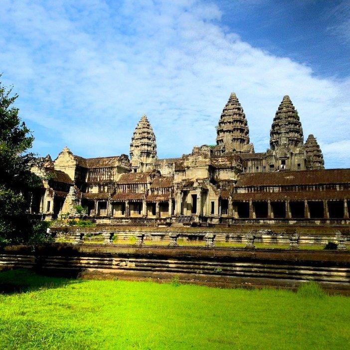 Viagem ao Cambodja