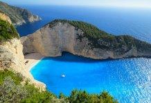 Circuito e cruzeiro nas ilhas gregas
