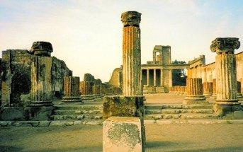Viagens em Roma e Pompeia