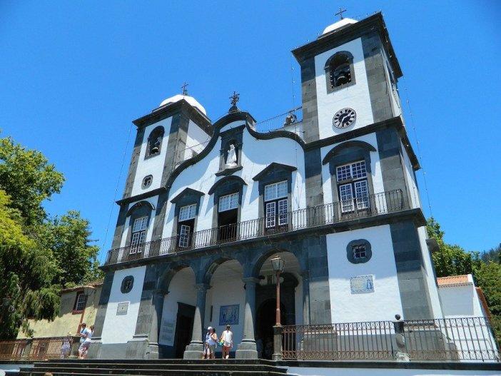 Centro histórico da Madeira