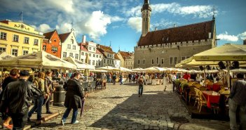 Onde ficar em Tallinn