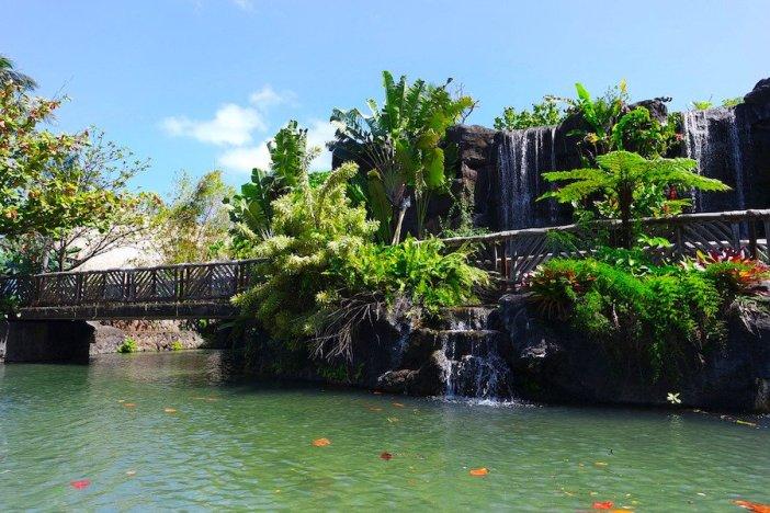 Cascatas no Hawai