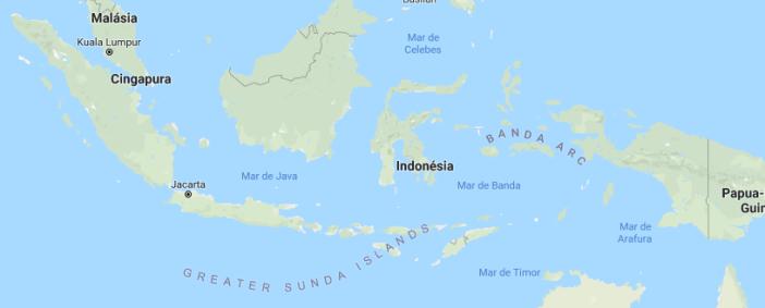 Visitar a indonsia informaes teis de viagem mapa da indonsia stopboris Gallery