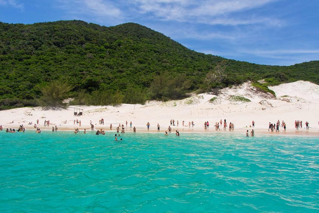 Ilha do Farol - O que fazer em Arraial do Cabo