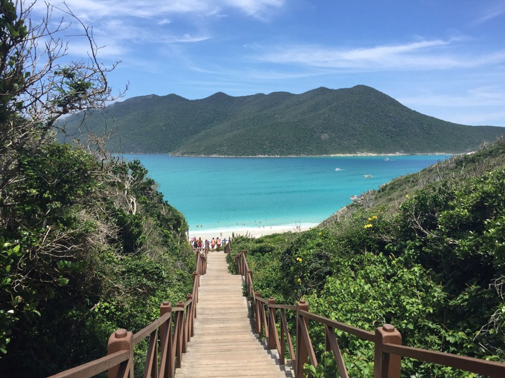 Destinos para curtir o verão no Brasil: Arraial do Cabo/RJ.
