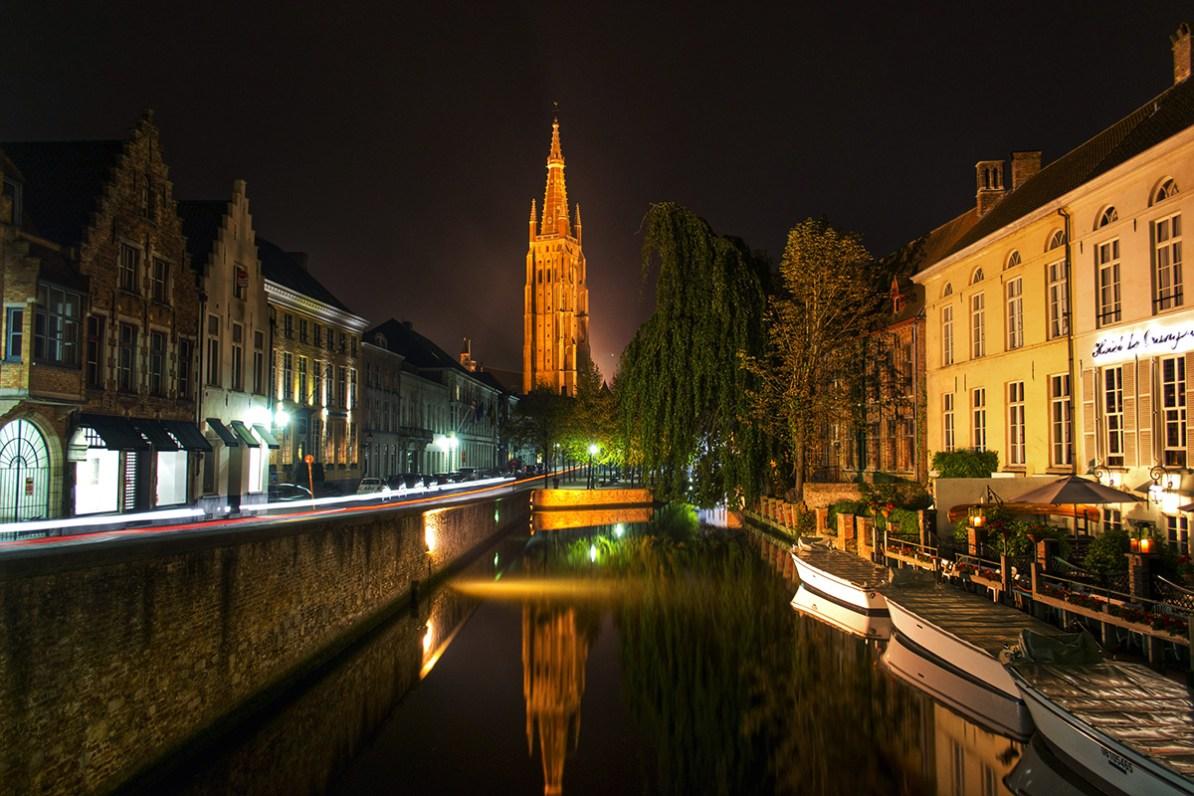 O que fazer em Bruges?
