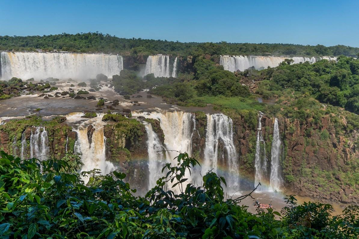 Destinos para viajar no verão: Foz do Iguaçu
