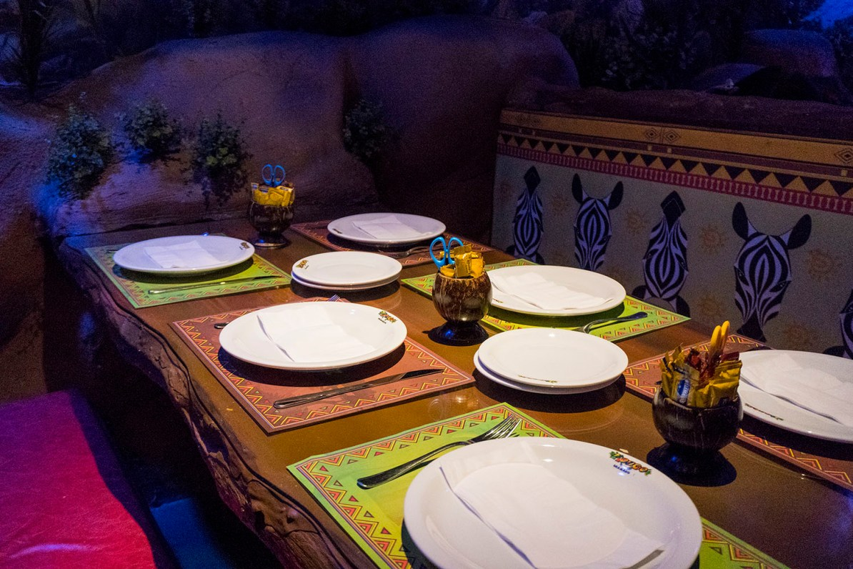 Restaurantes em Gramado - Kongo