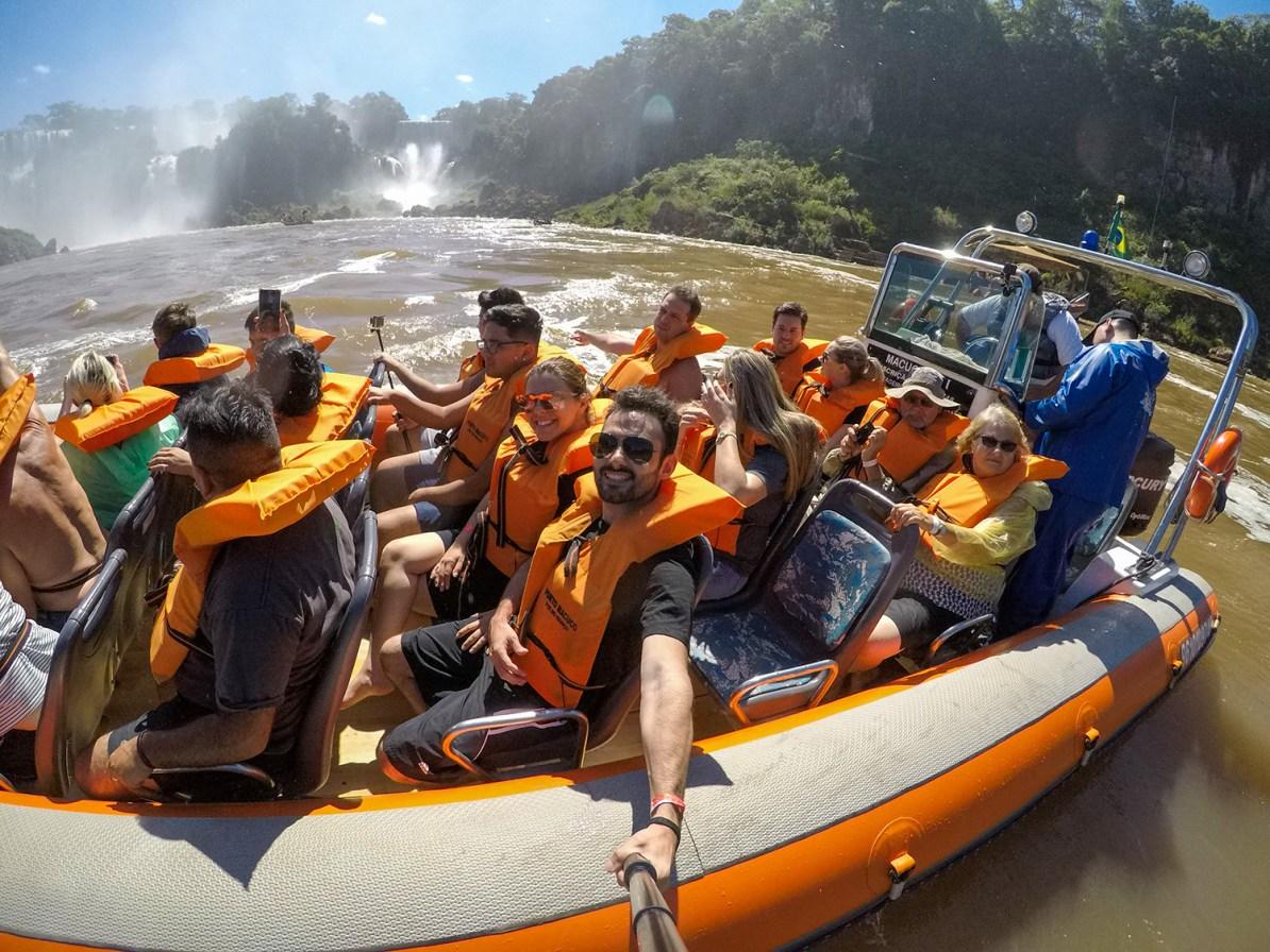 O que fazer em Foz do Iguaçu: Macuco Safari