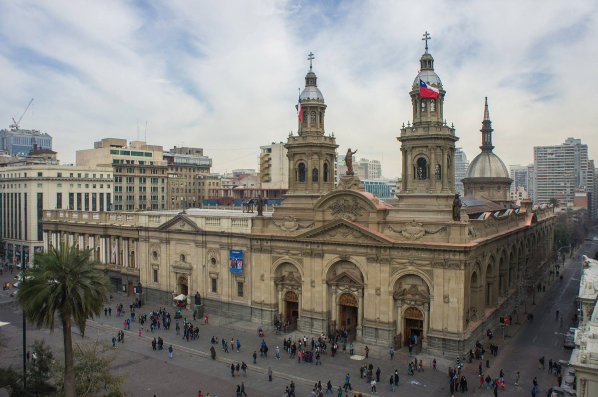 Santiago - Centro Histórico