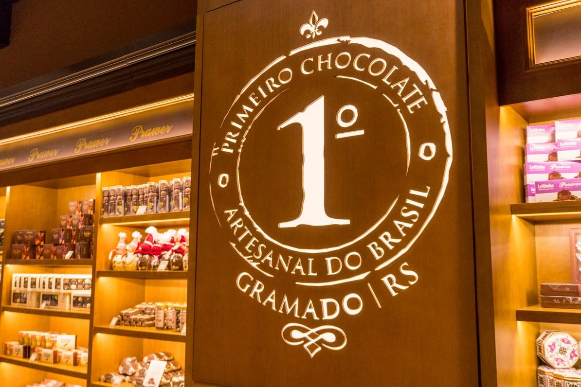 Chocolate Artesanal - Prawer