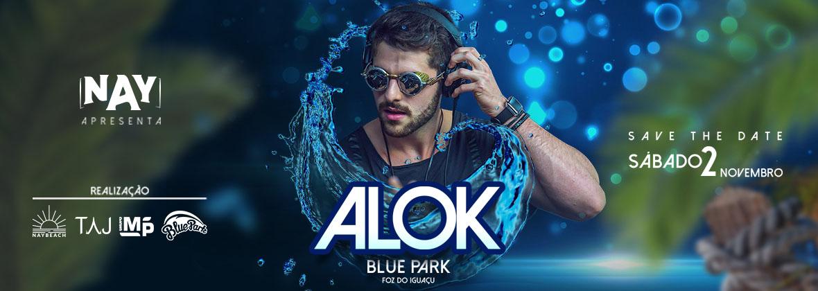 Blue Park - Alok