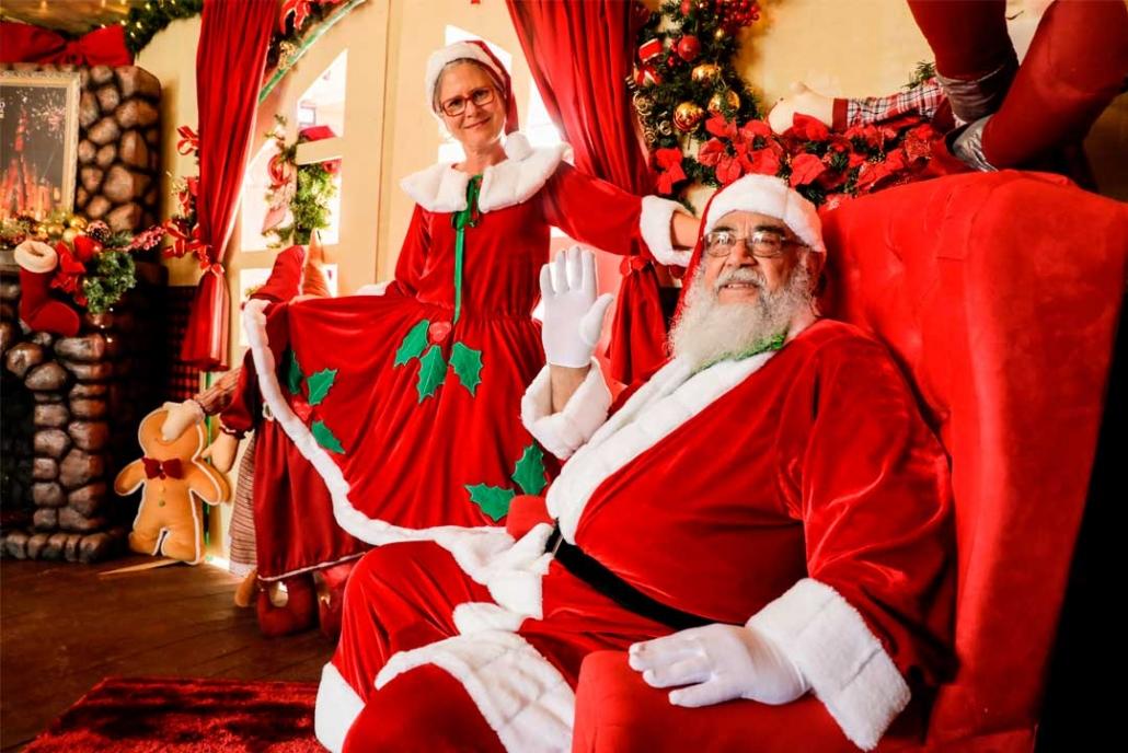Natal de Canela - Casa do Papai Noel