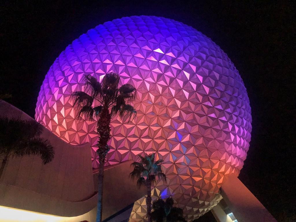 Melhores parques de Orlando: Epcot