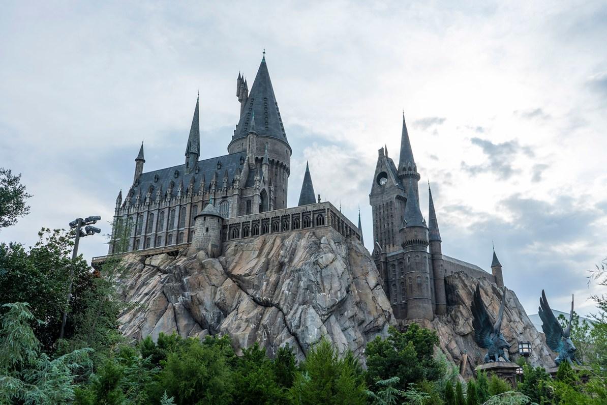 Harry Potter: Castelo de Hogwarts