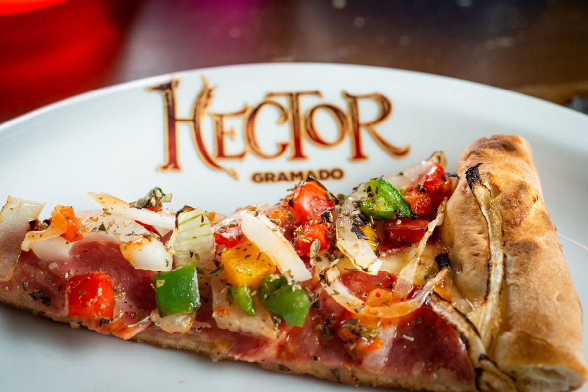 Disco de Sabor da Hector