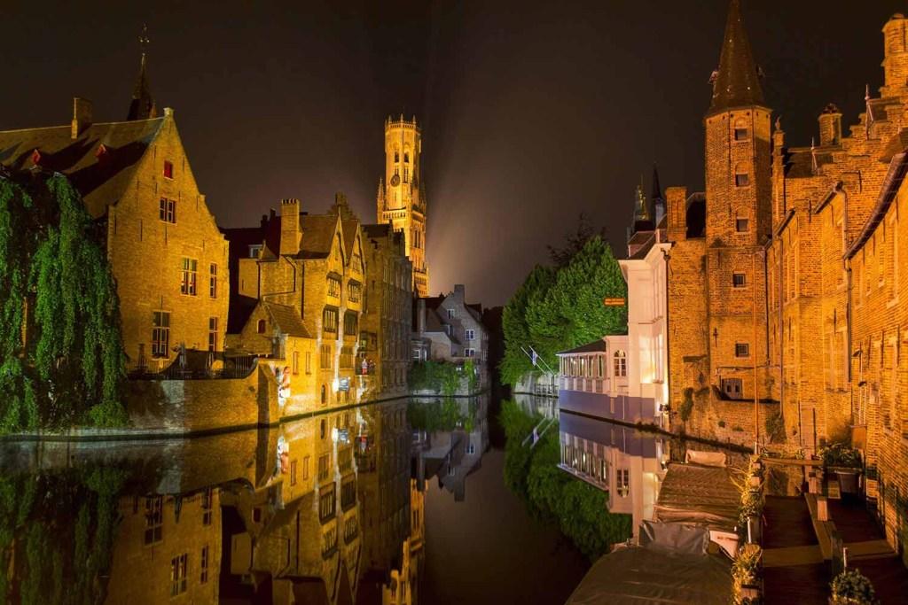 3 cidades imperdíveis na Bélgica - Bruges