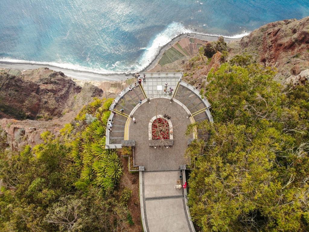 Cabo Girão - Ilha da Madeira