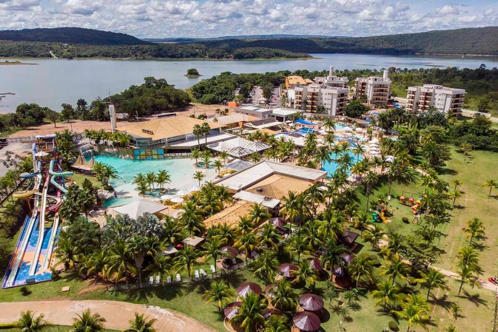 Melhores parques aquáticos do Brasil - Nautico Praia Clube