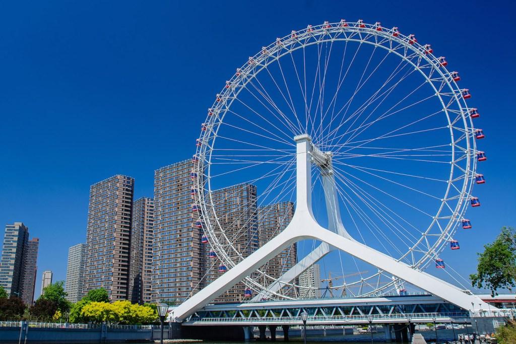 Rodas Gigantes - Suzhou Ferris Wheel