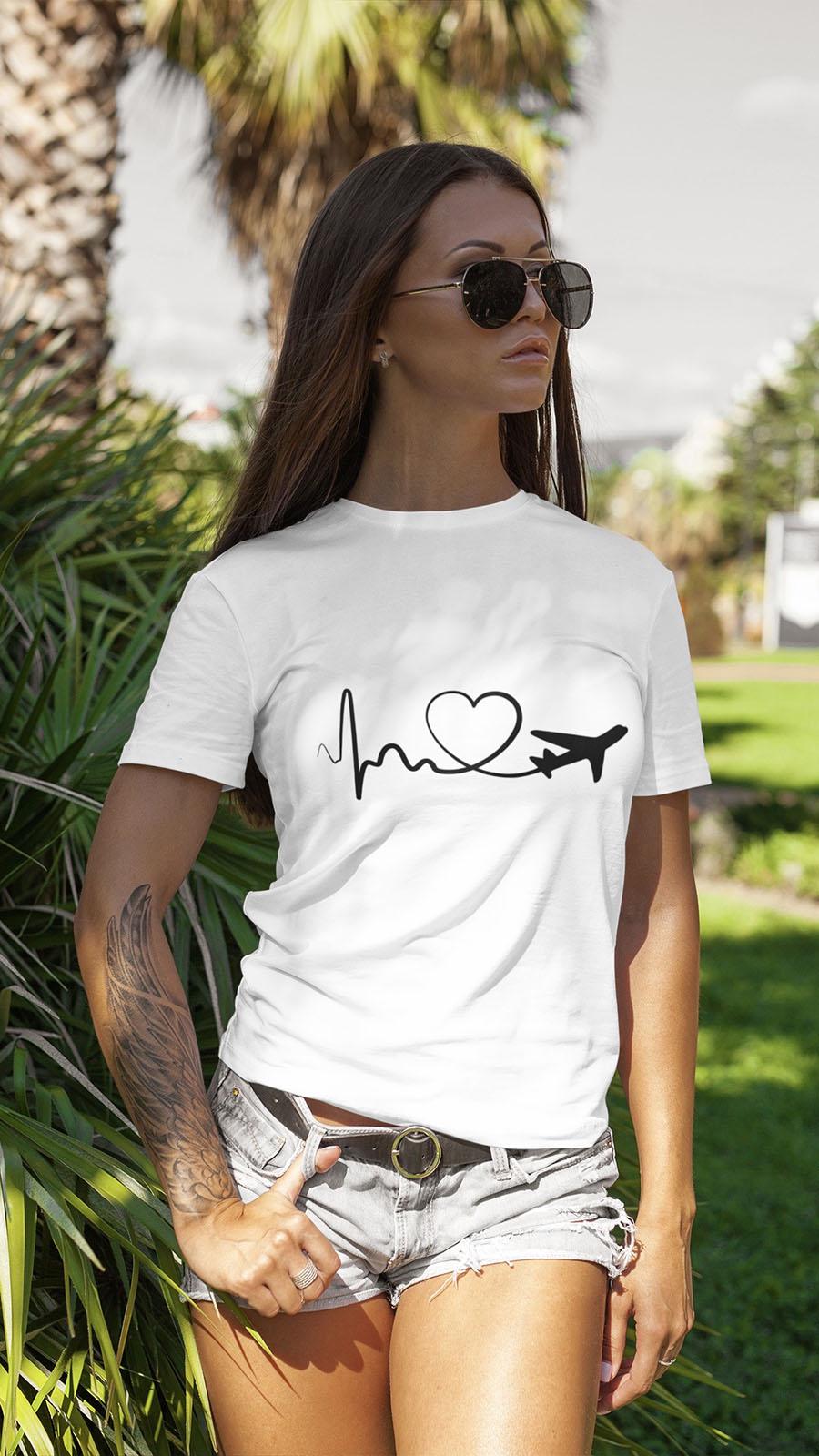 Camiseta Amor por Viagem