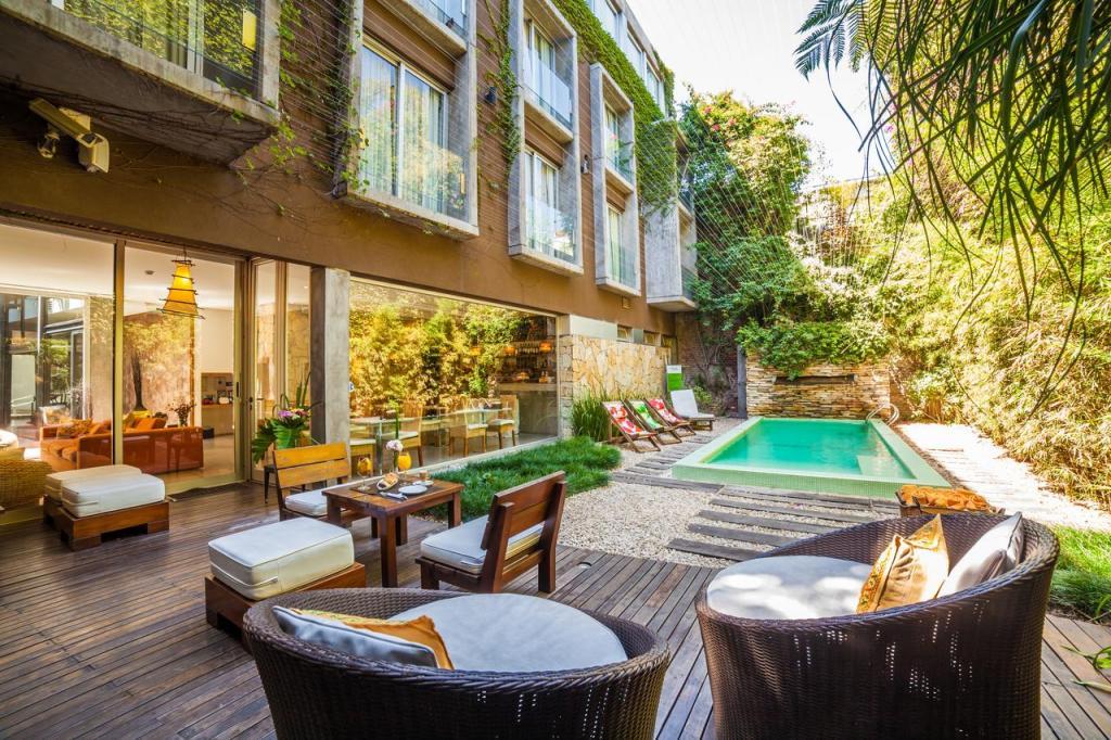 Melhores hotéis em Buenos Aires - Mine Hotel Boutique