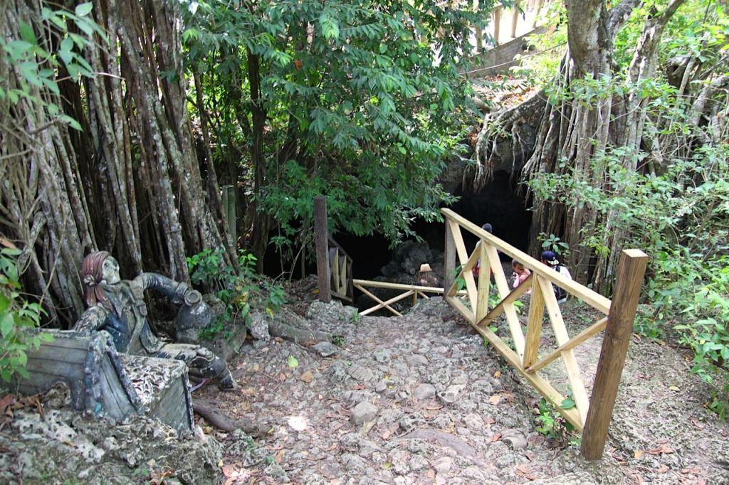 O que fazer em San Andrés: La Cueva de Morgan