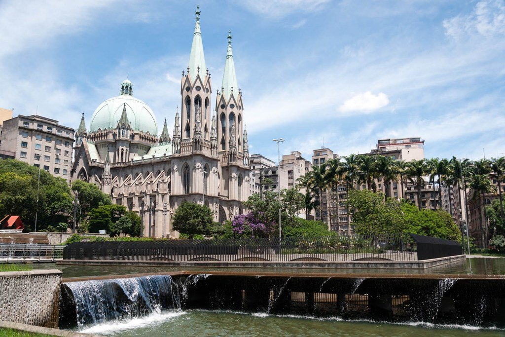 Pontos turísticos de São Paulo: Catedral da Sé