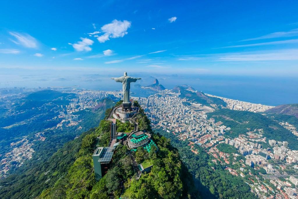 Principais atrações do Rio de Janeiro: Cristo Redentor