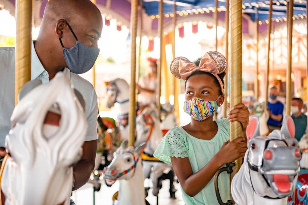 Reabertura Parques da Disney: Distanciamento Social